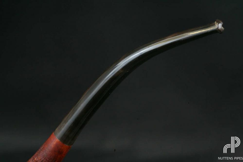 LC sablée tuyau corne