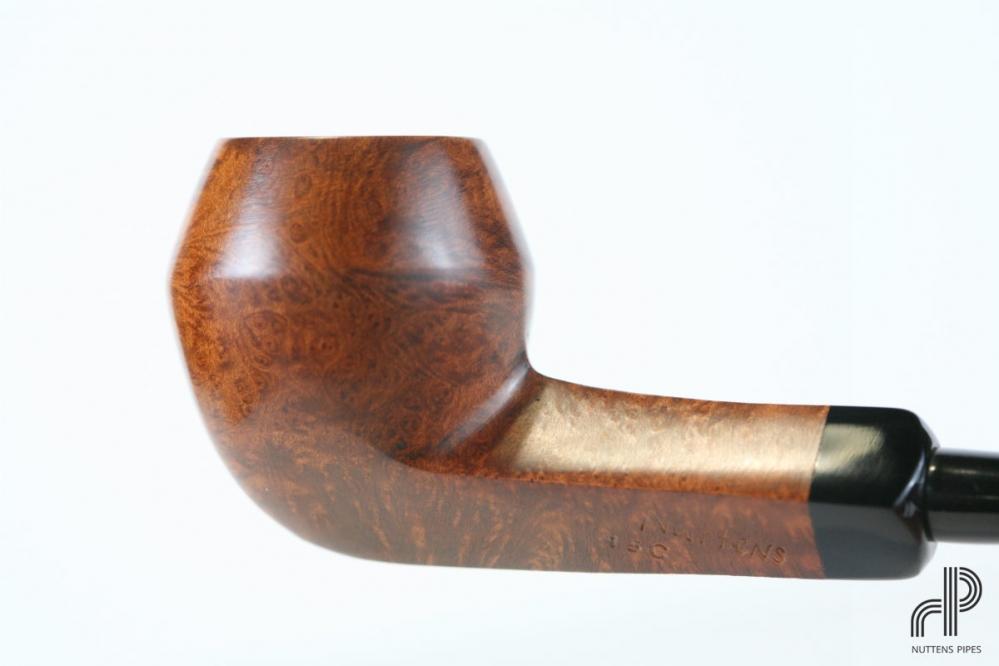 bulldog ebonit rounded stem
