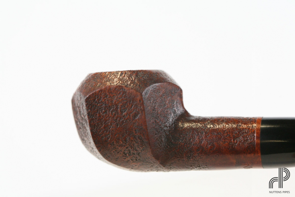 panelled ebonite saddle