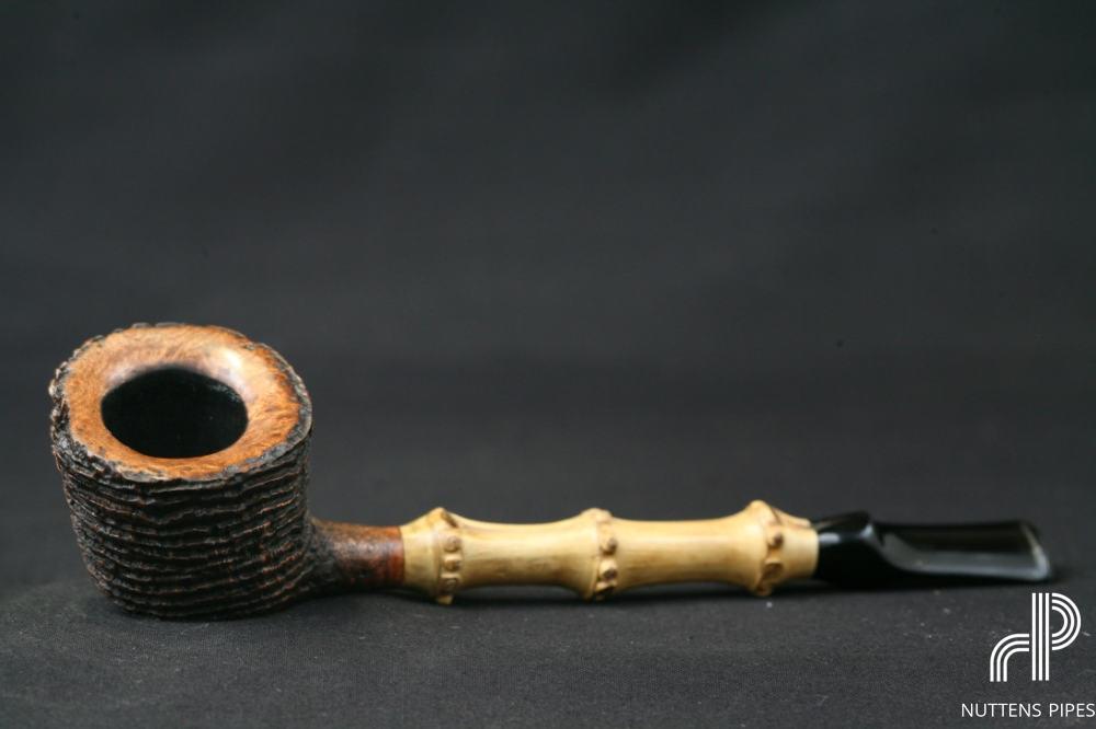 pot bamboo hand made