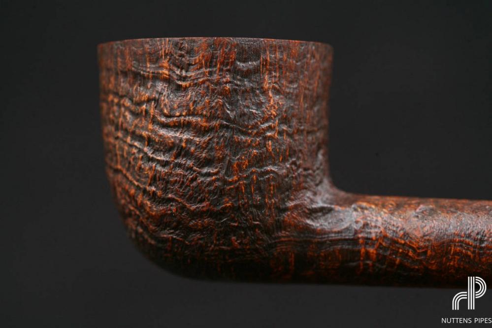 sandblasted pot ring corne