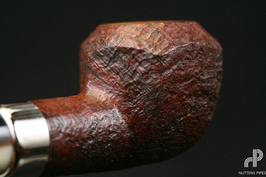 rhodesian panelled nosewarmer horn #3