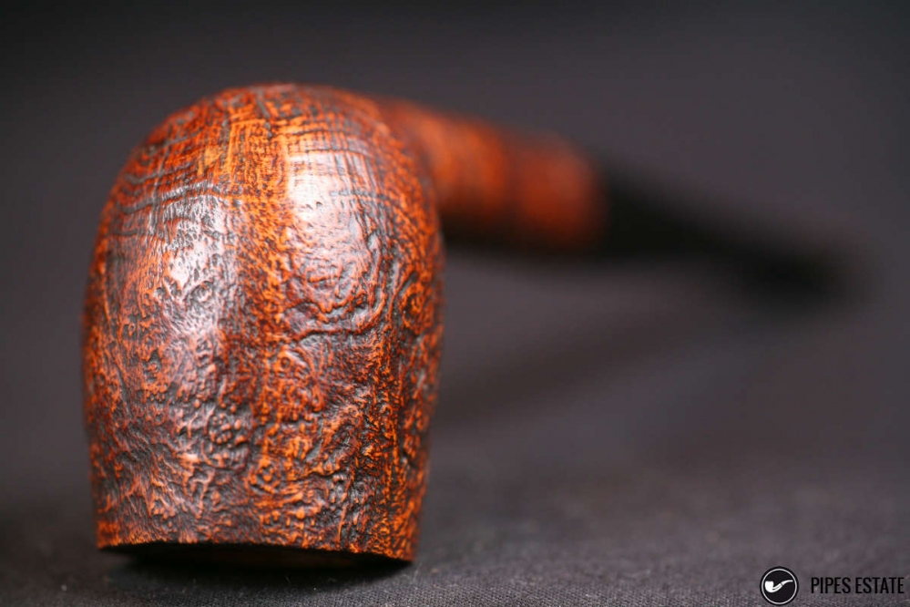 long billiard ébonite sablée