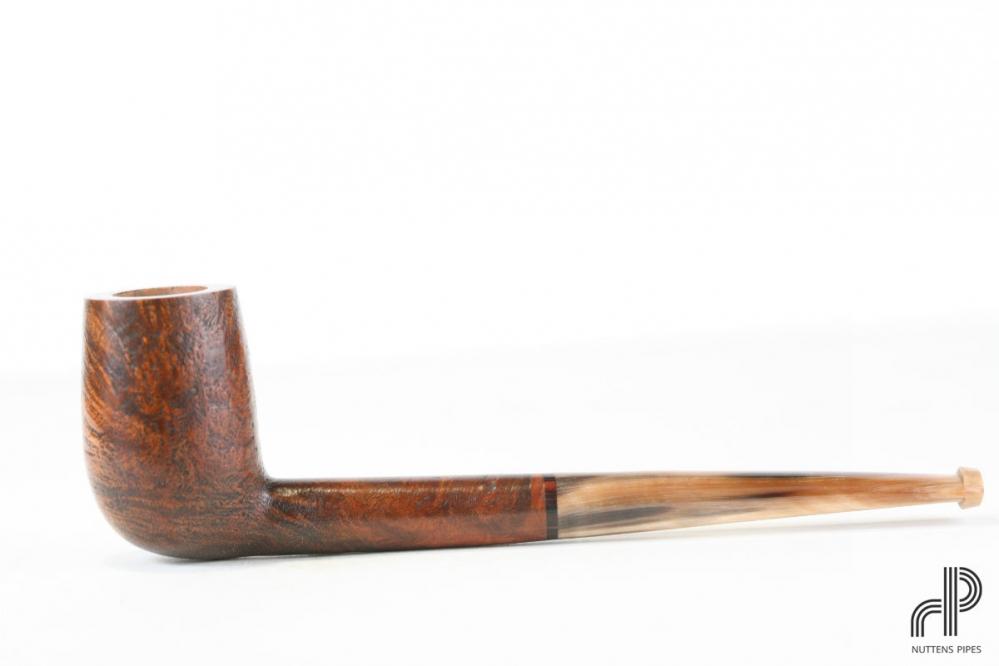chimney sandblasted horn stem