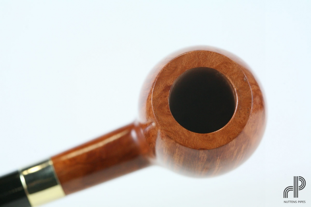 apple flame grain ebonite stem