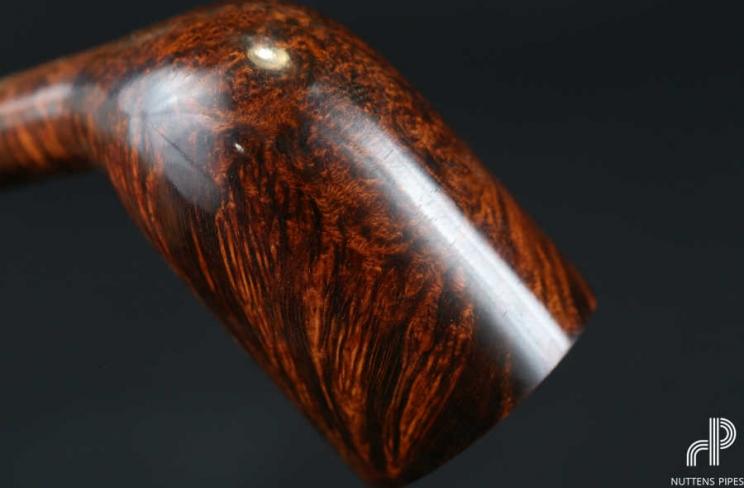canted billiard sterling silver grade H2
