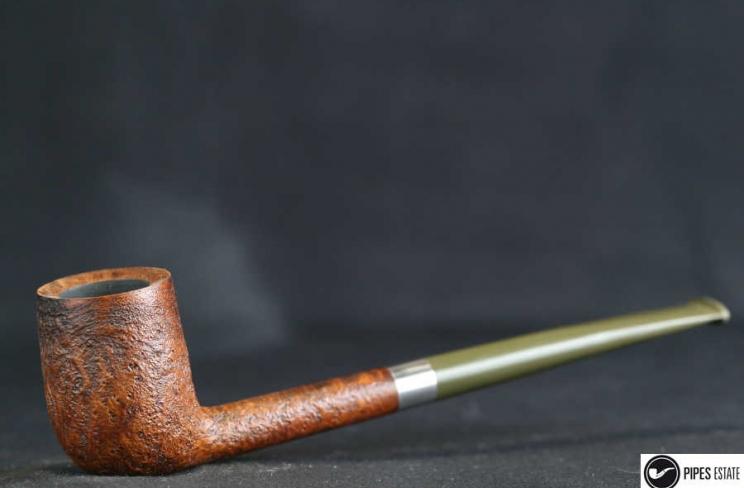 pipe bing sterling silver