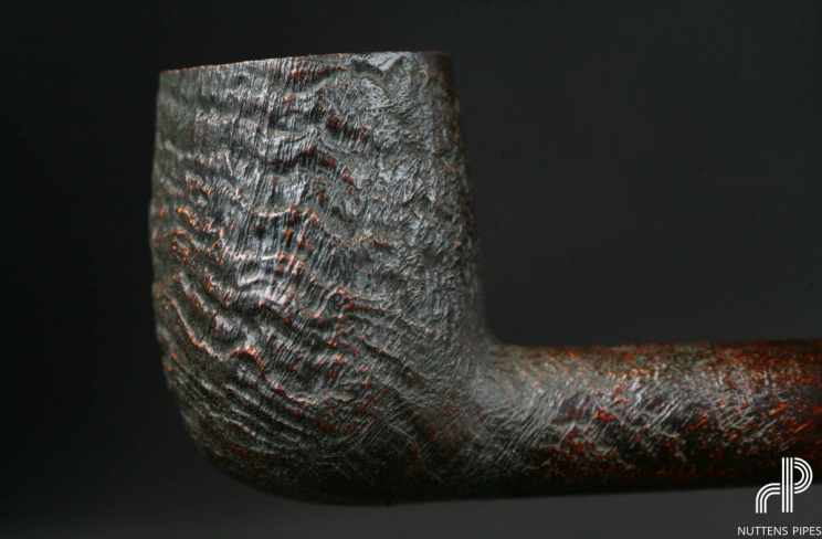 billiard sandblasted
