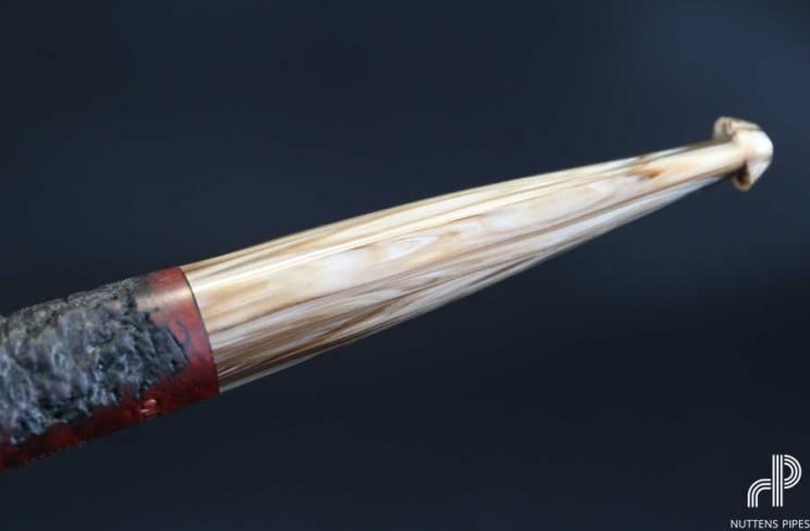 billiard rustic corne OLD BRIAR