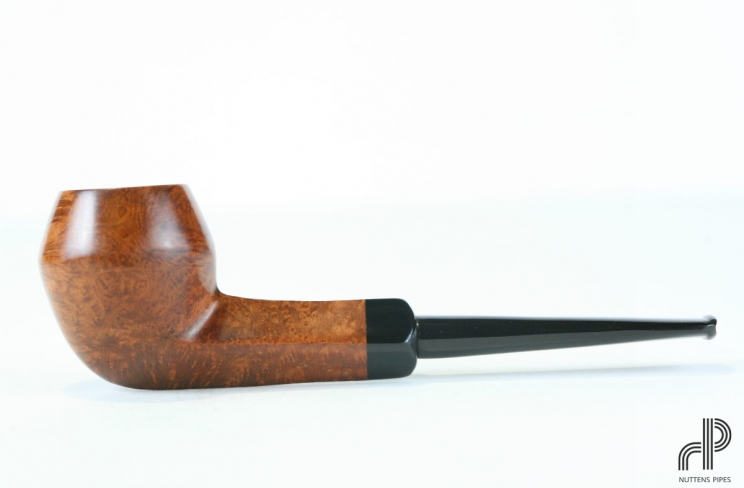 bulldog ebonit rounded stem