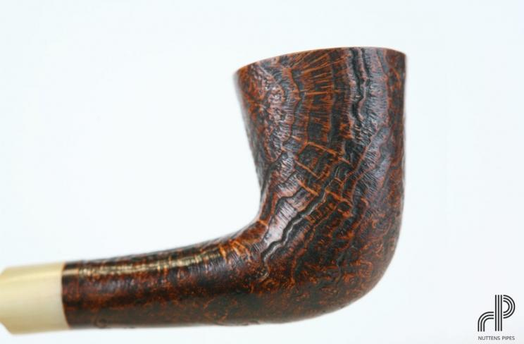 dublin sandblasted horn stem