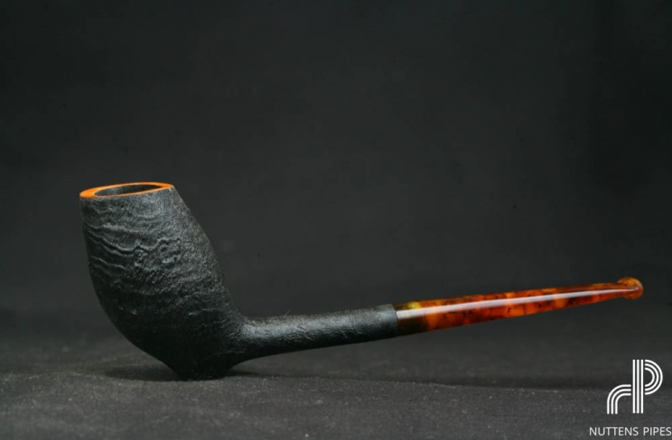 Cutty acrylique 'ambre'
