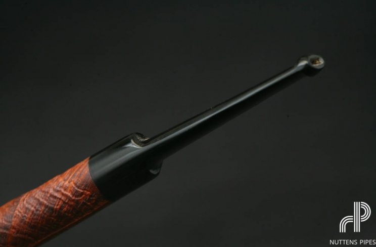 billiard saddle sandblasted
