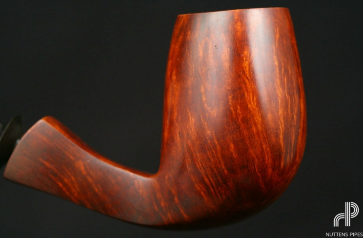 Egg courbe ebonite #2