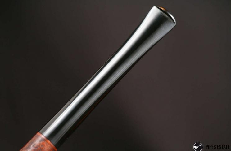long billiard ébonite sablée