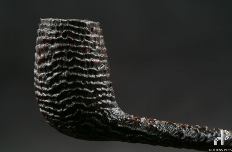 belge sandblasted ring grain