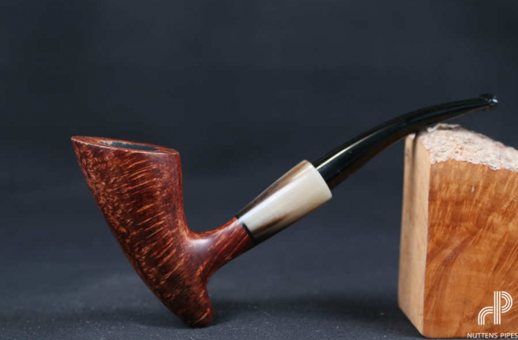 pickaxe ebonite & corne