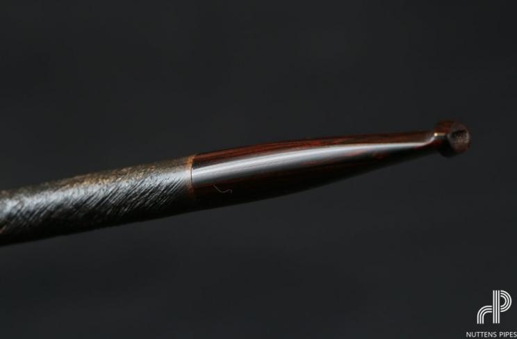 black sandblasted belge