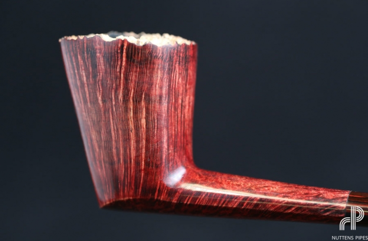 dublin straight grain oval shank