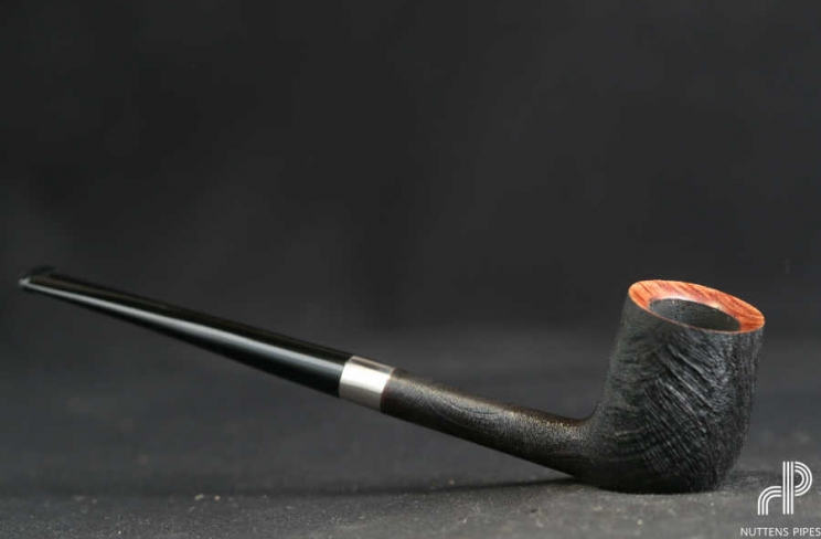 bing ebonite sterling silver
