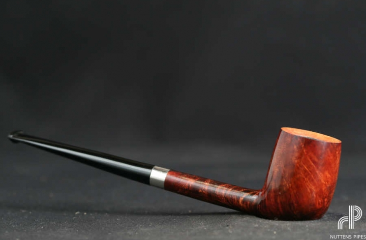 bing ebonite smooth sterling silver
