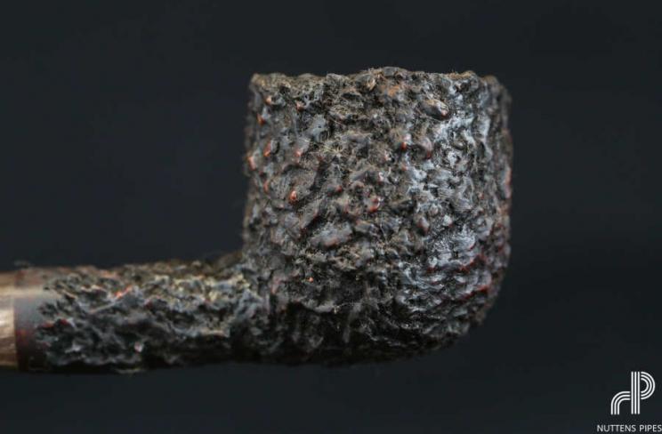 pot rustic horn