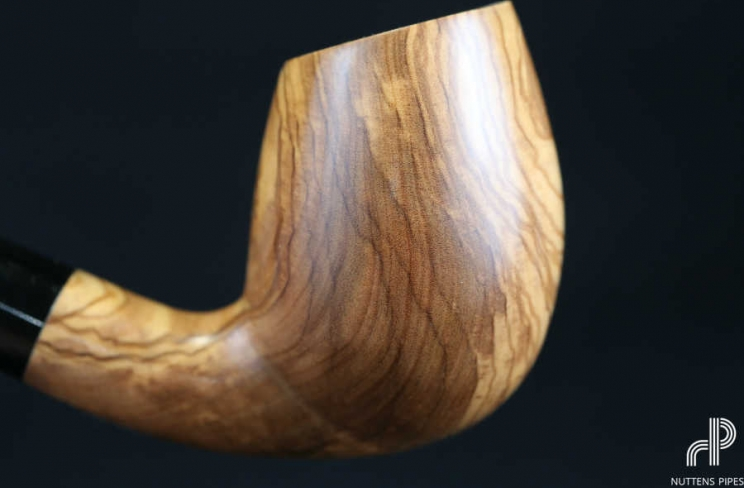 danish bent olive wood