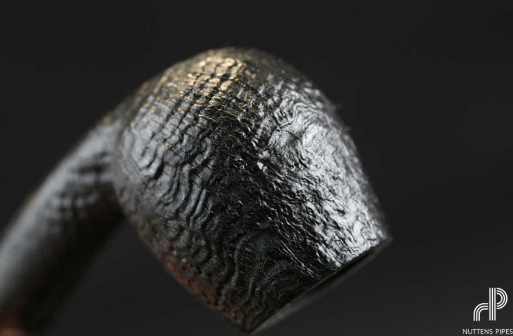 bent apple freehand ring grain