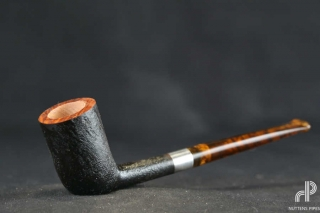canted billiard sterling silver