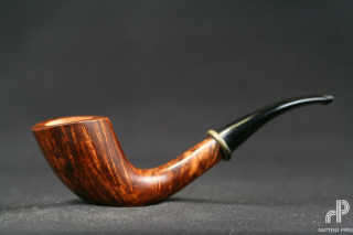bent fait main ebonite