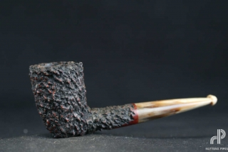 billiard sitter rustic horn