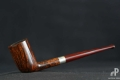 canted billiard sterling silver grade H2