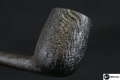 pipe bing sterling silver black  grade H1