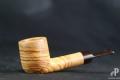 billiard saddle olive wood