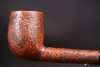 long billiard ebonit sandblasted