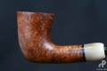 dublin slighty bent sitter horn extension